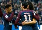 PSG faz cinco no Strasbourg com chapéu, golaço e ótima atuação de Neymar - GEOFFROY VAN DER HASSELT/AFP