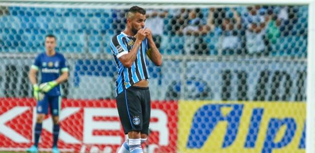 Maicon é o mais cotado para ser titular do Grêmio na final do Campeonato Gaúcho