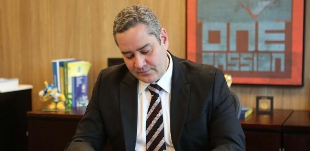 Rogério Caboclo, futuro novo presidente da CBF, descarta antecipar o mandato