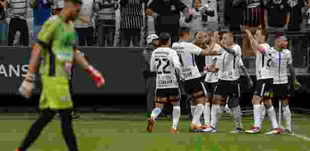Corinthians - Marcello Zambrana/AGIF - Marcello Zambrana/AGIF