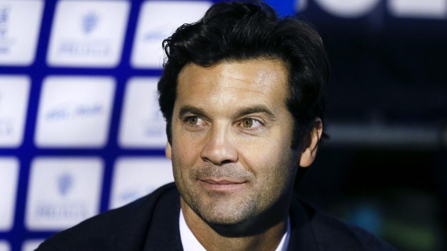 Como técnico do Real Madrid, Solari já conquistou o Mundial de Clubes da FIFA - EFE/Jose Manuel Vidal