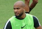 Moledo treina normalmente e pode voltar ao Inter; Pottker sai mais cedo - Marinho Saldanha/UOL