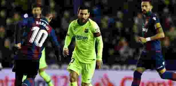 Messi - JOSE JORDAN/AFP - JOSE JORDAN/AFP