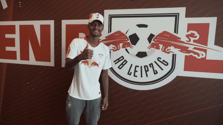 Reprodução/Twitter RB Leipzig