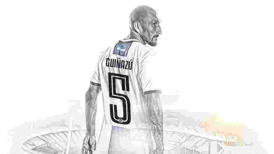 Pablo Guiñazú se aposentou em março, aos 40 anos, após defender o Talleres de Córdoba - @CATalleresdecba/Twitter