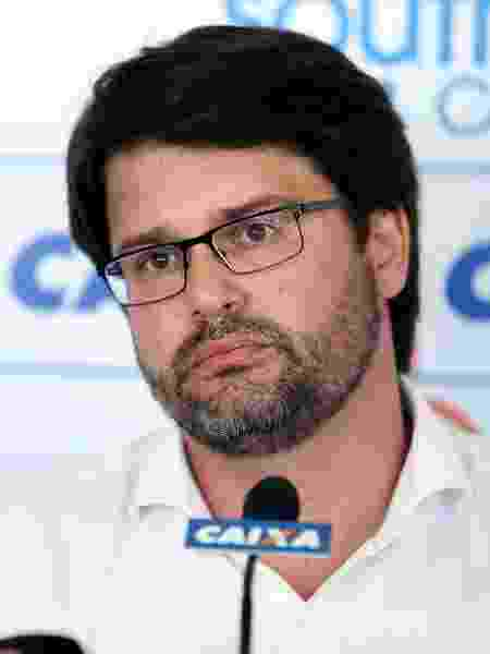 Guilherme Bellintani, presidente do Bahia - Felipe Oliveira / EC Bahia