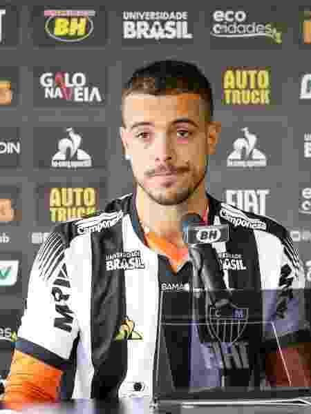 Franco Di Santo é o novo reforço do Atlético-MG - Bruno Cantini/Divulgação/Atlético-MG