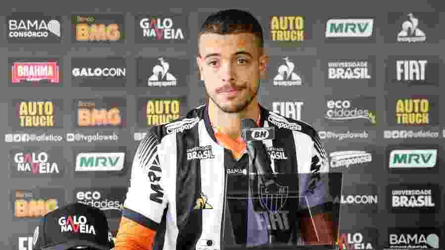 Franco Di Santo, atacante do Atlético-MG - Bruno Cantini/Divulgação/Atlético-MG