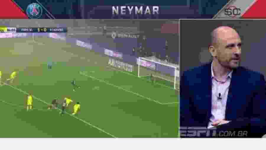 Gustavo Zupak, ESPN - Reprodução/ESPN