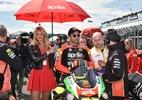 Piloto da Moto GP Andrea Iannone é suspenso provisoriamente por doping - PETER PARKS / AFP