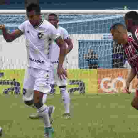 Botafogo e Botafogo-SP duelaram em jogo válido pela Copa São Paulo - Fabio de Paula/Botafogo