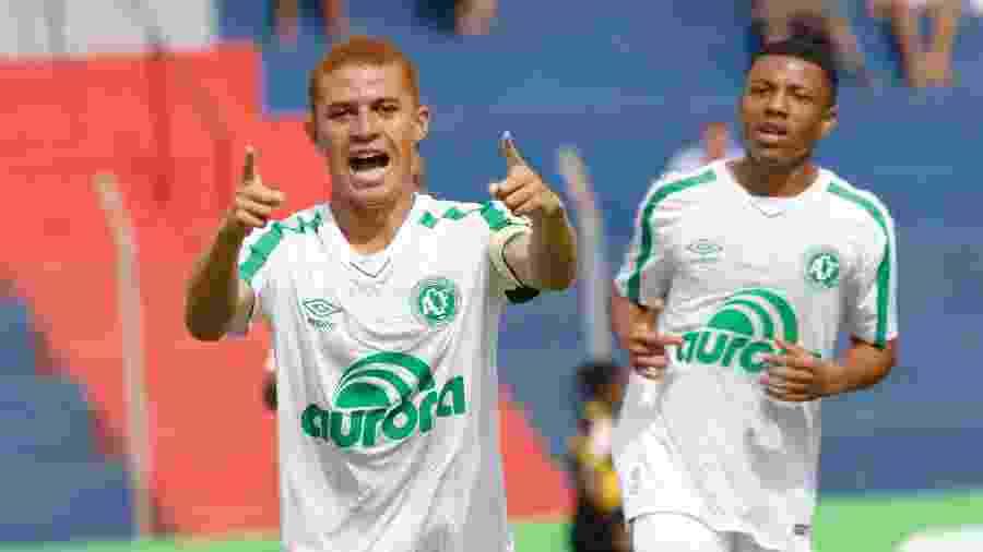 Foguinho, meia da Chapecoense sub-20, foi destaque na Copinha e virou solução para o clube no mercado da bola - Divulgação
