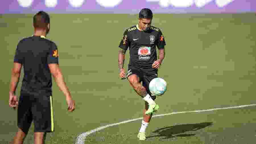 Última convocação de Dudu foi há quase três anos, e ele não jogou um minuto sequer na ocasião - Pedro Martins / MoWA Press