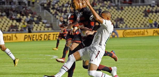 Wellington cobra Flu por levar gols no início: 'Não pode entrar desligado'