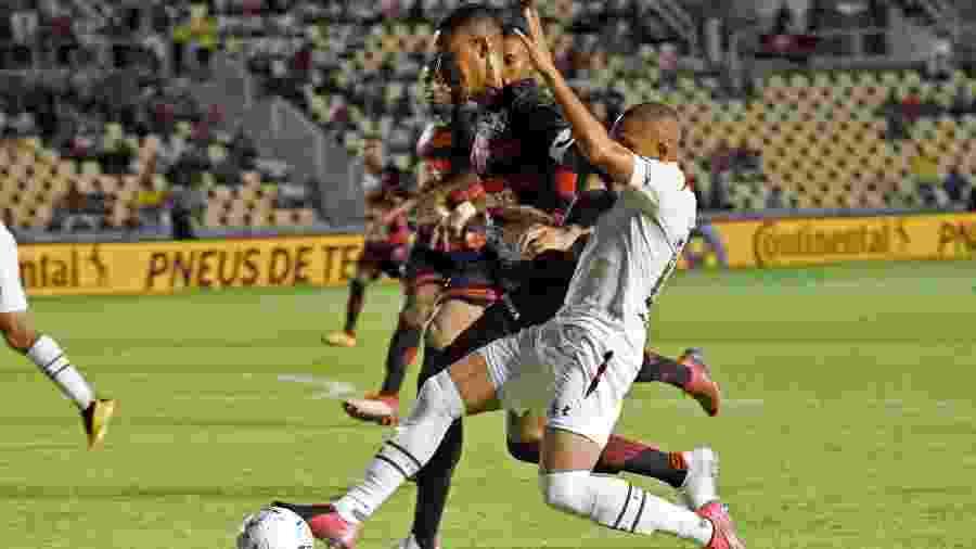 Wellington Silva pediu mais atenção para o Fluminense após virada na Copa do Brasil - Mailson Santana/Fluminense FC