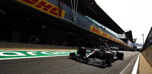 Pole Position - GP dos 70 anos da F1: Bottas conquista a pole position; Hamilton em 2º