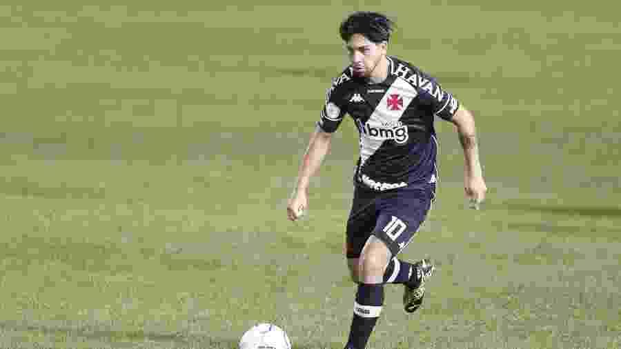 Argentino Martín Benítez já autorizou empresário a dizer ao Independiente que pretende ficar no Vasco - Rafael Ribeiro / Vasco