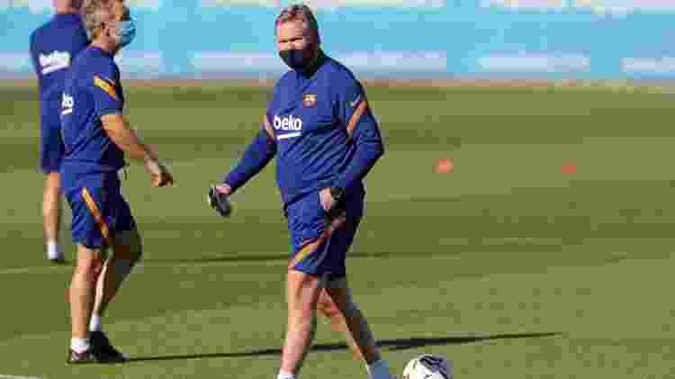 Koeman - Miguel Ruiz/FC Barcelona - Miguel Ruiz/FC Barcelona