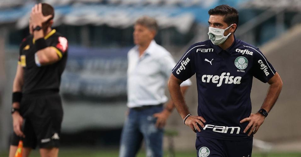 Palmeiras de Abel Ferreira venceu o primeiro jogo da final da Copa do Brasil