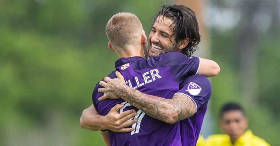 Alexandre Pato marca em primeiro jogo com a camisa do Orlando City