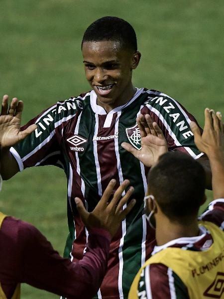 Kayky foi vendido ao Grupo City por 10 milhões de euros - Thiago Ribeiro/AGIF