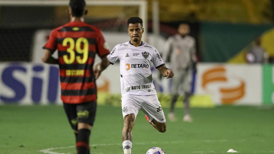 Atlético-MG e Sport-PE se enfrentaram no primeiro turno e o Galo levou a melhor na Ilha do Retiro, vencendo por 1 a 0 - Pedro Souza/Atlético-MG