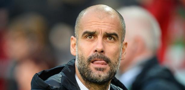 Guardiola já anunciou que deixará o Bayern