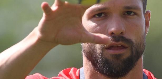 O meia Diego fará sua estreia com a camisa rubro-negra