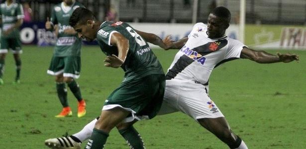 Vasco está a apenas dois pontos do primeiro time fora do G-4 da segunda divisão