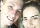 Follmann ganha churrasco após deixar hospital em Chapecó