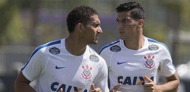 Pablo e Balbuena jogaram 810 minutos juntos, com apenas dois gols sofridos