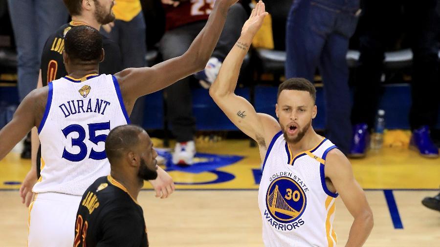 87d30977c Warriors aderem a patrocínio na camisa e fecham maior acordo da NBA ...