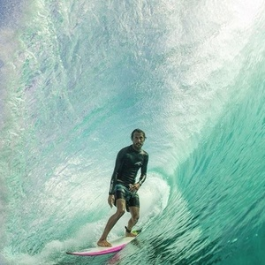 Jean da Silva, surfista brasileiro