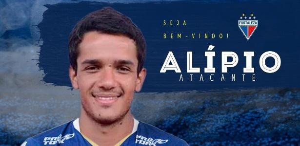 Alípio defenderá o Fortaleza de Rogério Ceni na próxima temporada