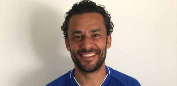 Atacante deixou o rival Atlético no último sábado e fechou por três anos com o Cruzeiro