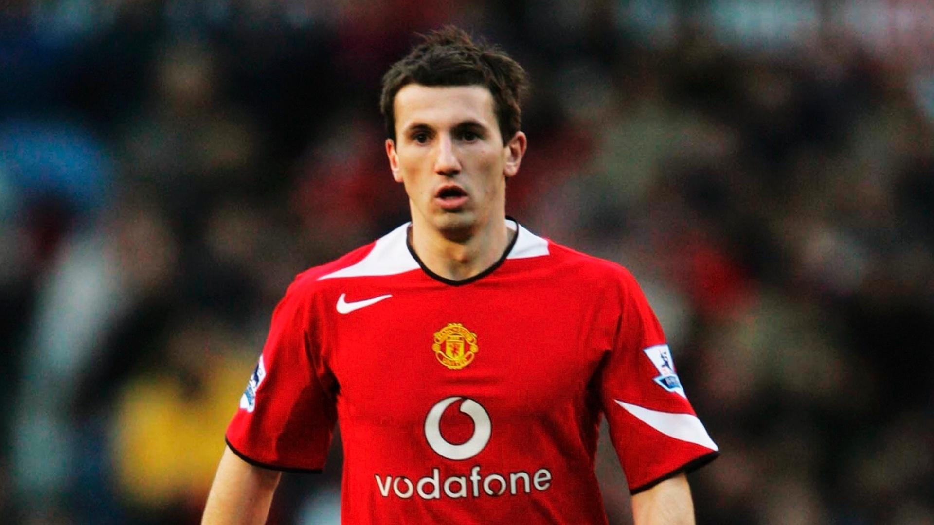 Liam Miller, ex-meia do Manchester United, morreu aos 36 anos