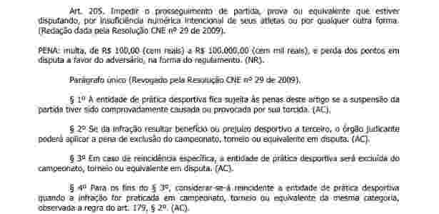 Ba-Vi  Procurador do TJD pede desclassificação e rebaixamento do ... b2eefd8bd7cd3