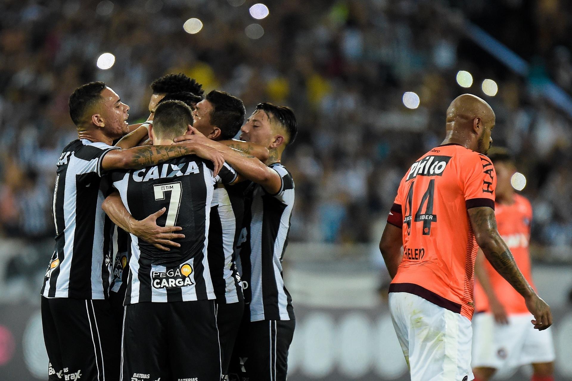 add36b227933c Botafogo faz dever de casa