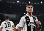 """Dybala sobre Neymar e Mbappé: """"Estarão na elite, como Messi e Cr7"""" - Marco Bertorello/AFP"""