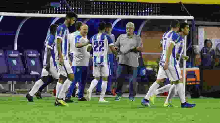 Avaí de Geninho (foto) e CSA buscam a primeira vitória no Brasileirão - Frederico Tadeu/Avaí F.C.