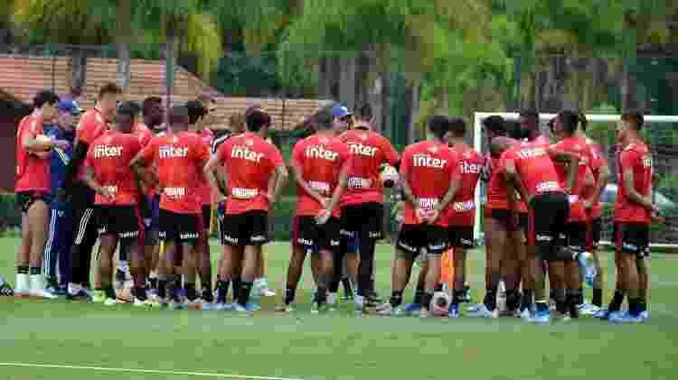 São Paulo - Rubens Chiri/saopaulofc.net - Rubens Chiri/saopaulofc.net
