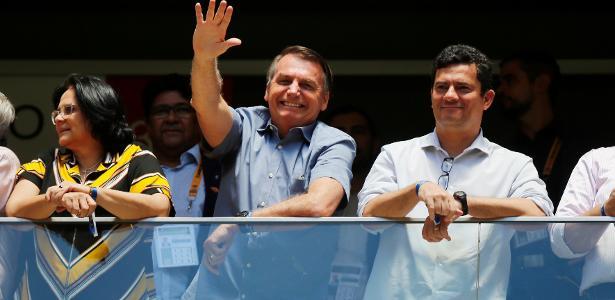 """Bolsonaro diz esperar que investigação sobre miliciano chegue a """"bom termo"""""""