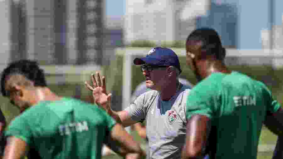 Fluminense terá tempo livre antes de primeira decisão em nova prioridade: a Copa do Brasil - Lucas Mercon/Fluminense FC