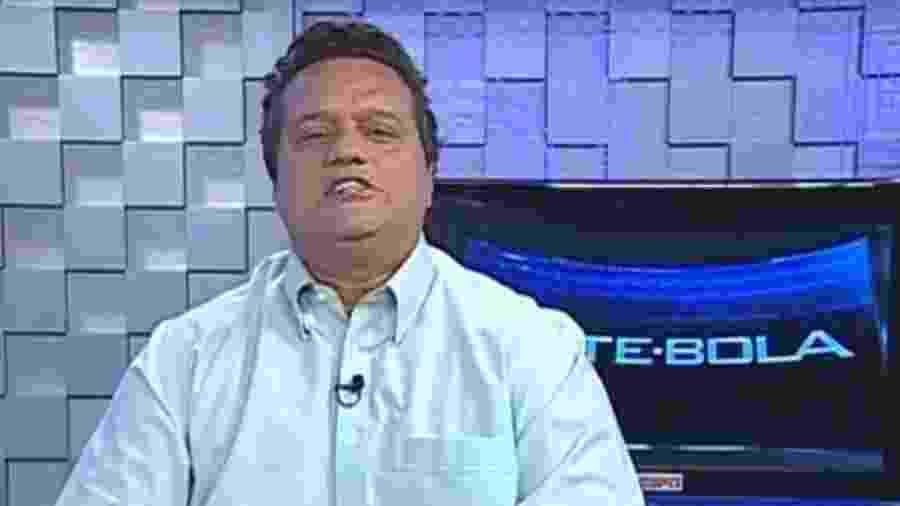 Lúcio de Castro trabalhou na ESPN Brasil entre 2010 e 2016 - Reprodução