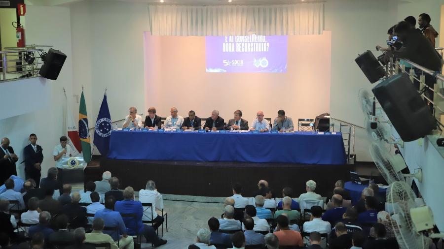 Conselho Deliberativo do Cruzeiro se reunirá para decidir a alienação do imóvel denominado Campestre 2 - Igor Sales/ Cruzeiro