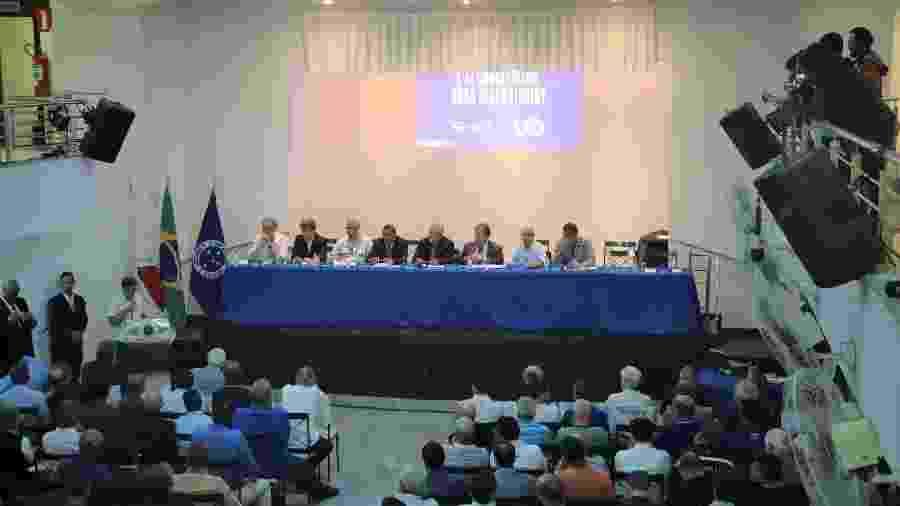 """Bastidores no clube estão agitados com proximidade de eleição para mandato """"tampão"""" - Igor Sales/ Cruzeiro"""