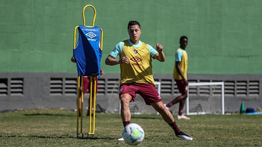 Ex-Fluminense, Marlon vive bom momento no futebol da Turquia - Lucas Merçon/Fluminense FC