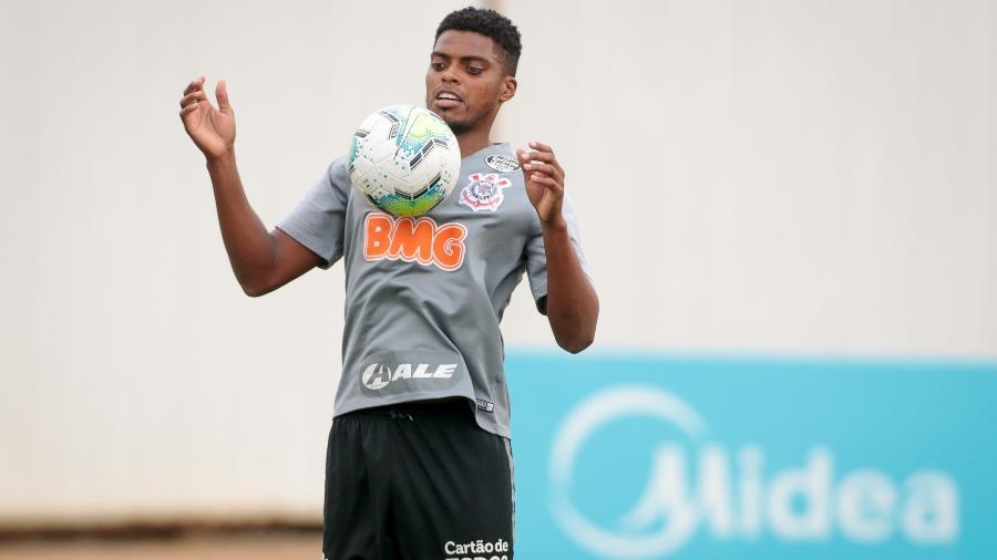 Jemerson pode ser uma das novidades, mas estreia do zagueiro não está confirmada por Mancini - Rodrigo Coca/Agência Corinthians