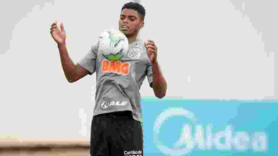 Jemerson não atua desde janeiro pois estava encostado pela comissão técnica do Monaco, da França - Rodrigo Coca/Agência Corinthians
