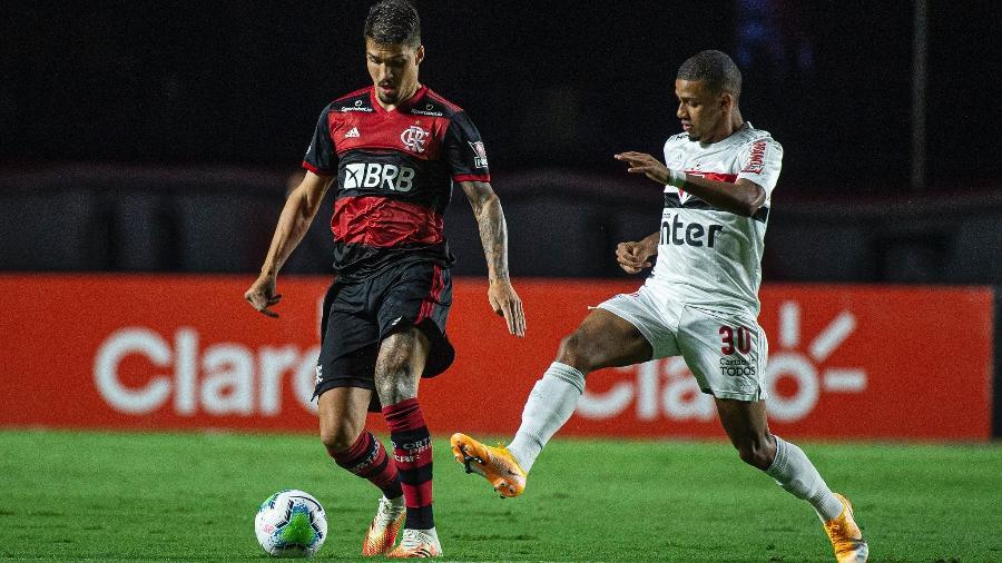 Flamengo vive o seu maior jejum de vitórias desde 2018